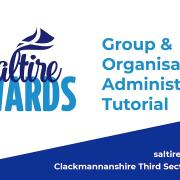 Group & Organisation Administration Tutorial
