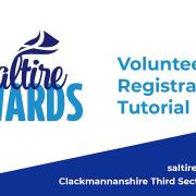 Saltire Awards - Volunteer Registration Tutorial