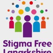 Stigma Free Lanarkshire logo