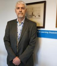NHS Lanarkshire Director of Psychological Services, Dr Gary Tanner