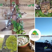 Have a nature adventure this advent with Get Outdoors Lanarkshire