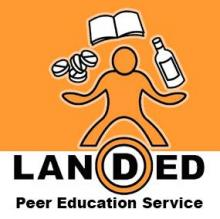 LANDED are currently recruiting young people to become volunteer peer educators!