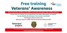 Free Training Opportunity – Veterans' Awareness
