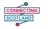 Connecting Scotland Logo