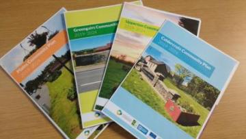 Rural villages launch community led action plans