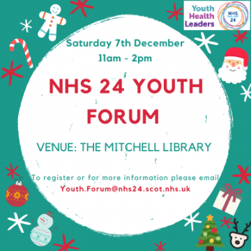 NHS Youth Forum